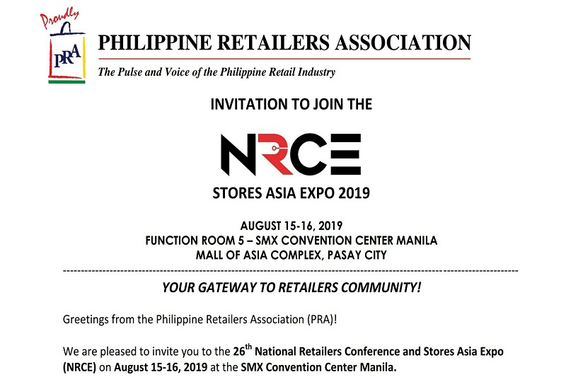 National Retailers Conference and Stores Asia Expo